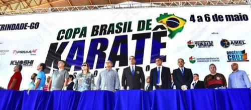KARATE CEMC ESPORTES EM MARATONA DE EVENTOS
